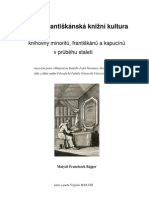 Česká františkánská knižní kultura