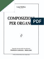 Molfino - Composizioni per Organo