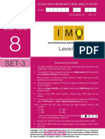 Imo Level2 Class 8 Set 3