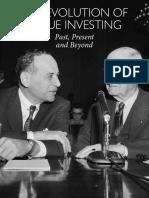 Evolution of Value Investing
