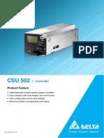 FactSheet CSU 502 En