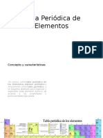 Tema 4 Tabla Periodica de Elementos
