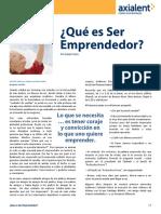 Qu_ Es Ser Emprendedor Por Andy Freire