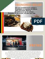 La Gastronomie Belge