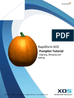 Rapidform XOS_Pumpking Tutorial