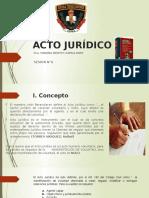 Sesion 6 Acto Jurídico