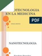 Nanotecnologia en La Medicina Expo Mia