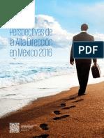 Perspectivas Alta Direccion Kpmg 2016