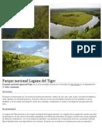 Laguna Del Tigre