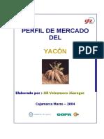 Mercado Del Yacón