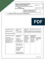 F004-P006-GFPI Guia de Aprendizaje 01 Base de Datos