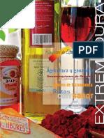 Alimentos de España, Extremadura