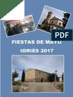 Programa Mayo 2017. Final