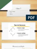 Tipos de herencia (programación orientada a objetos)