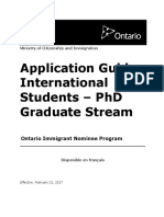 Oi App Guide Phd