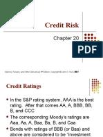 Credit Risk CH20Hul