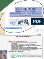 En 9100- Requisitos Adicionales a 9001