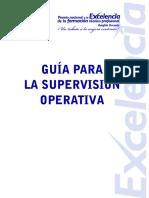Guia Para La Supervisión Docente 2014