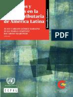 Consensos y conflictos en la política tributaria de América Latina - CEPAL 2017