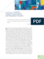 Mankiw- Growth theory.pdf