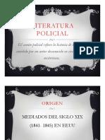 Literatura Policial 8 Basico