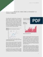 Banco Central (2013) - Impacto del precio del cobre sobre la inversi¢n y la cuenta corriente
