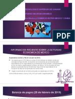 Exposicion de Entorno China y Mexico