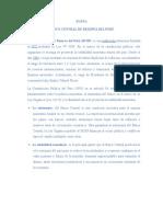 Banco Central de Reserva Del Perú Fff