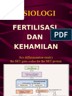 Fisiologi Fertilisasi n Kehamilan