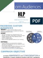 Facebook B2B Campaign