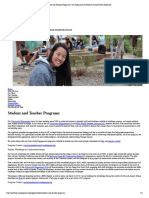 student and teacher programs   san diego zoo institute for conservation research
