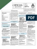 Boletin Oficial 23-07-10 - Tercera Seccion