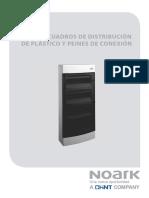 Catalogo NOARK Envolventes de Plastico