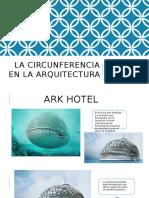 La Circunferencia en La Arquitectura