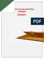 Protocolo Para Auditorias