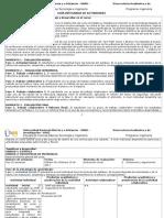 Guia Integrada de Actividades Del Curso Estatica y Resistencia de Materiales