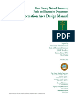 Rec Area Design Manual