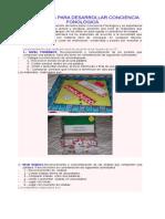 Materiales Para Desarrollar Conciencia Fonológica