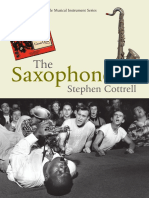 The Saxophone -Sthepen Cotrrell