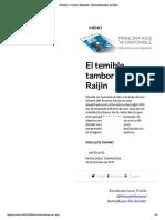 _Principia - Ciencia e Ilustración - _ El Temible Tambor de Raijin
