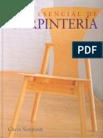 Guía Esencial de Carpintería
