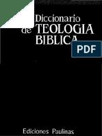 Ediciones Paulinas Nuevo Diccionario De Teologia Biblica 01.pdf