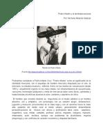 Pedro Infante y La Identidad Nacional