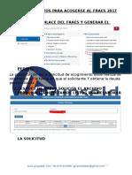 PROCEDIMIENTOS PARA ACOGERSE AL FRAES 2017.docx