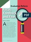 teacher evaluation reform by morgaen donaldson