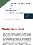 Clase 4-Mezclas Azeotrópicas