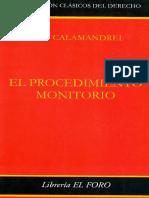 549 Piero Calamandrei - Procedimiento monitoerio.pdf