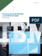 El Nuevo Héroe Del Big Data y La Analítica de Datos