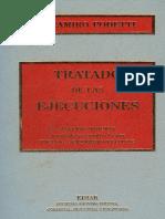 617 Ramiro Podetti - Tratado de Las Ejecuciones
