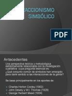 7 El Interaccionismo Simbolico_con Videos (1)